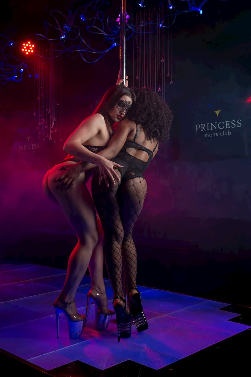 Princess Men's Club - beautiful strip girls